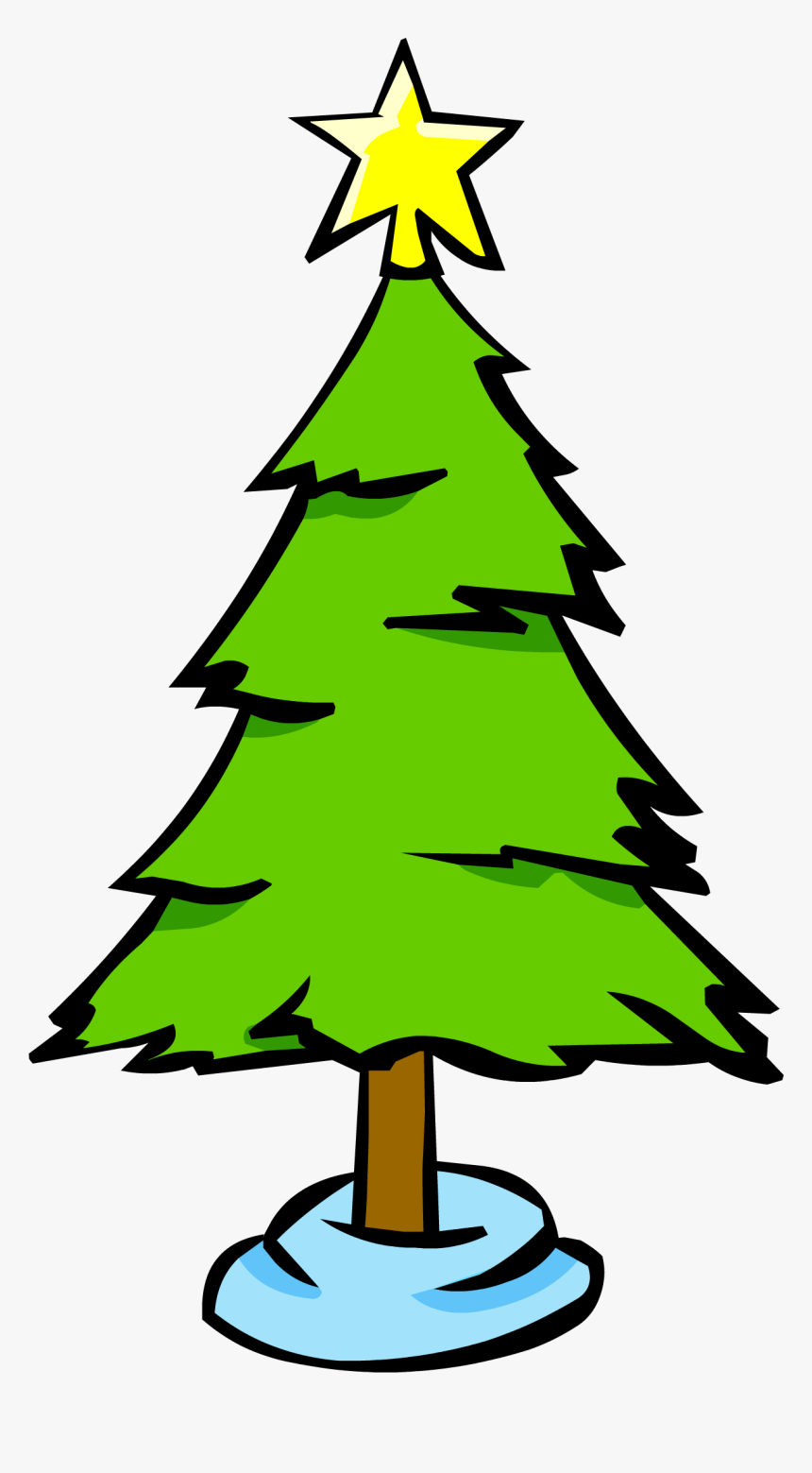Large Christmas Tree, HD Png Download, Free Download