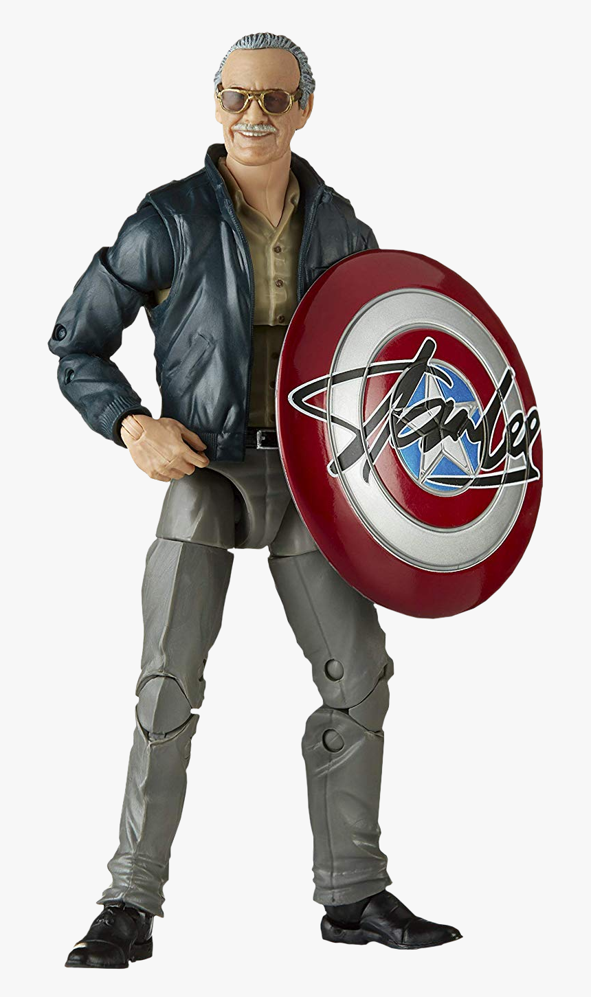 """Stan Lee Marvel Legends 6"""" Action Figure, HD Png Download, Free Download"""