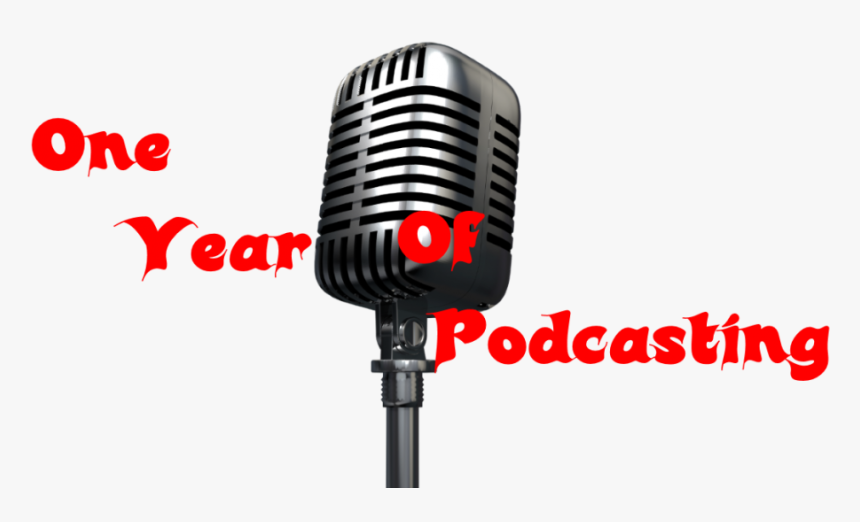 Podcast Microphone Png, Transparent Png, Free Download