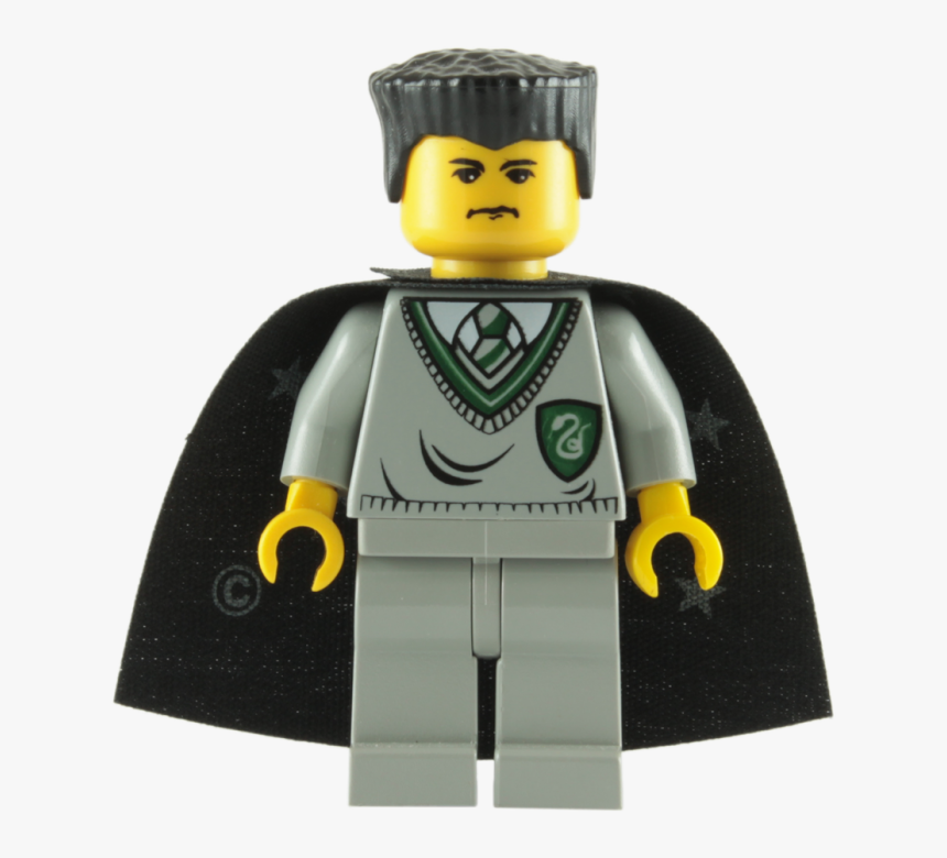 Lego Crabbe With Reversable Ron Weasley Head Minifigure, HD Png Download, Free Download