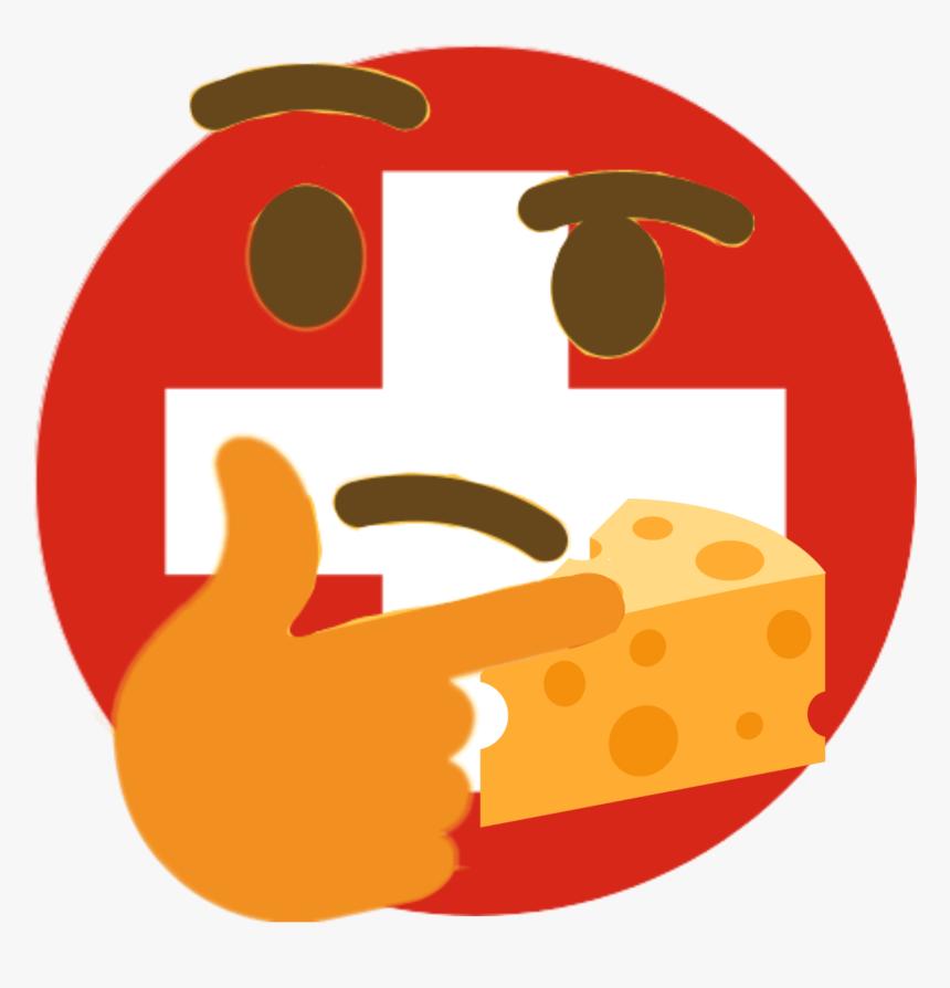 Thinking Emoji - Discord, HD Png Download, Free Download
