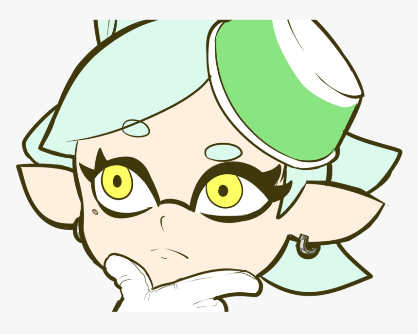 Thinking Marie Thinking Face Emoji Know Your Meme, HD Png Download, Free Download