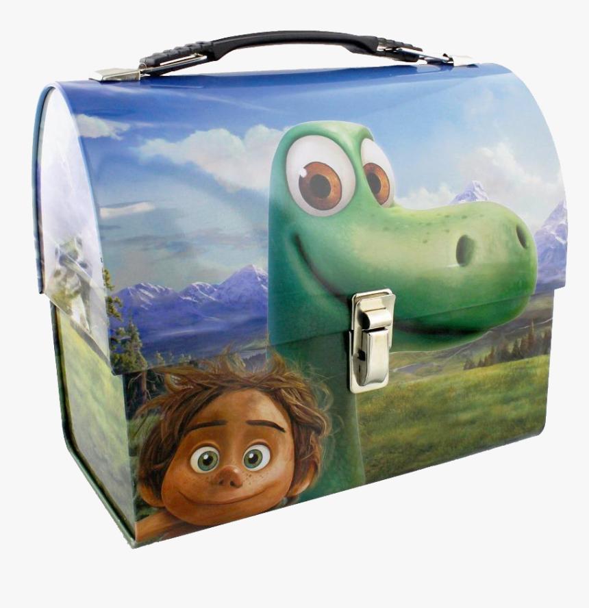 The Good Dinosaur Tin Lunch Box Disney Pixar 18cm, HD Png Download, Free Download