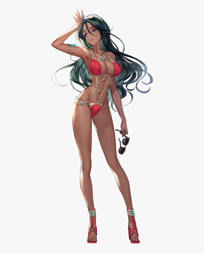 Swimsuit Model Png, Transparent Png, Free Download