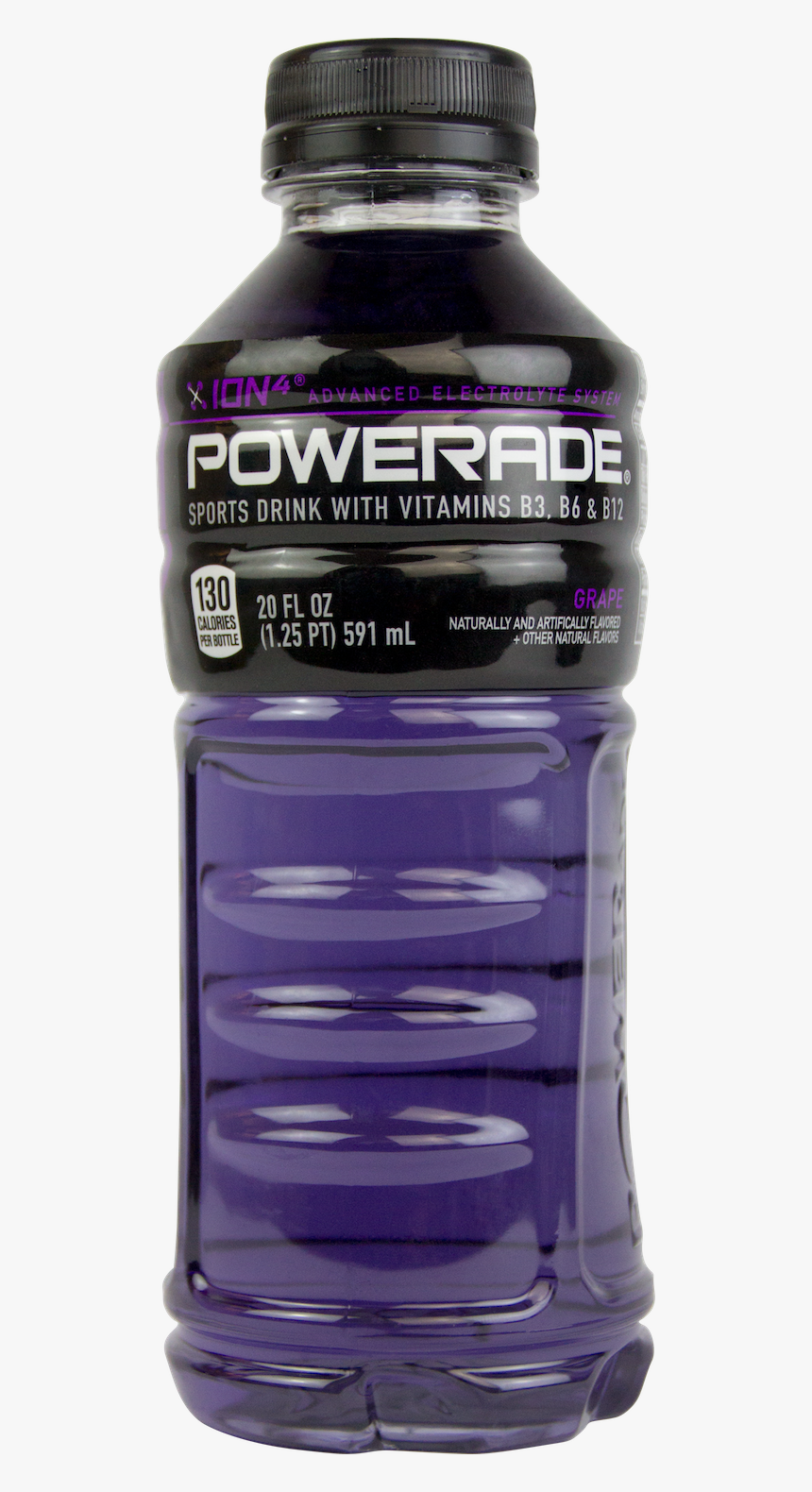 Powerade Grape, HD Png Download, Free Download