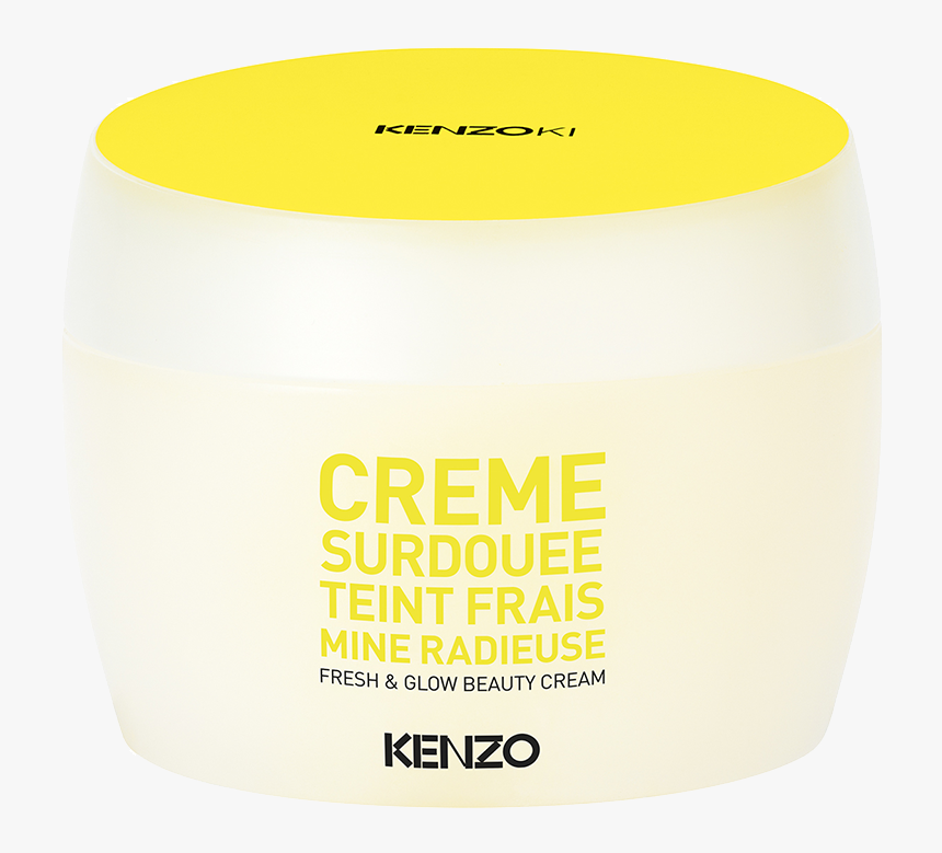 Kenzoki Ginger Fresh & Glow Beauty Cream, HD Png Download, Free Download