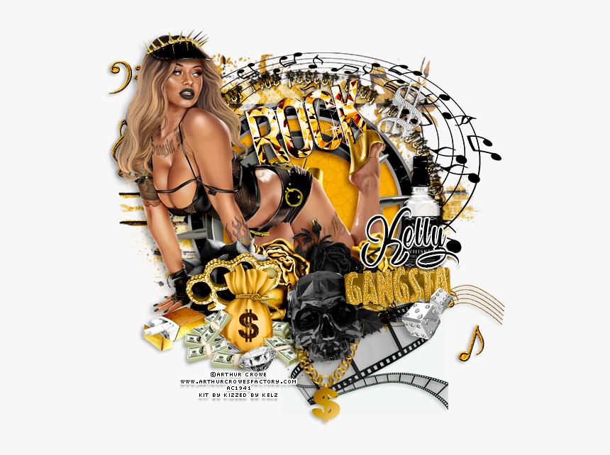 Gangsta Png, Transparent Png, Free Download