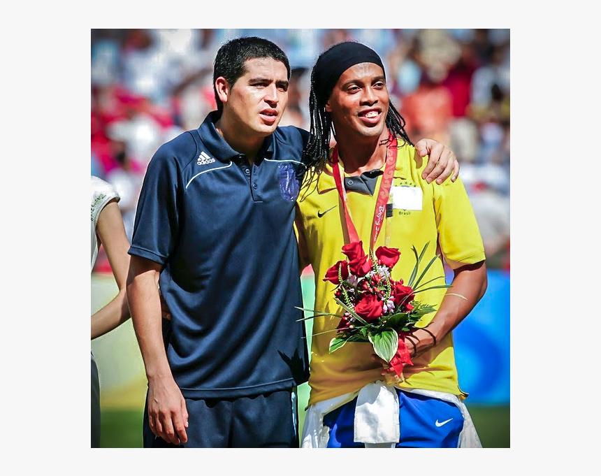 De Ronaldinho A Riquelme, HD Png Download, Free Download