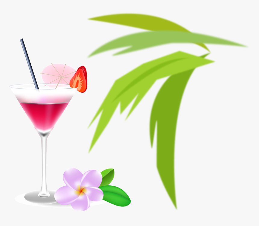 Martini Clipart Cosmopolitan Drink, HD Png Download, Free Download