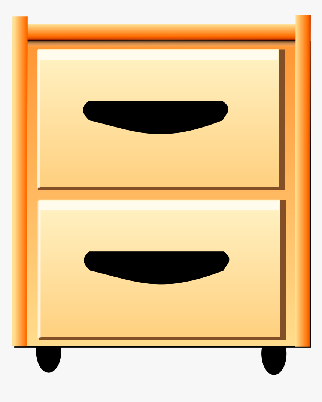 Folder Clipart File Drawer, HD Png Download, Free Download