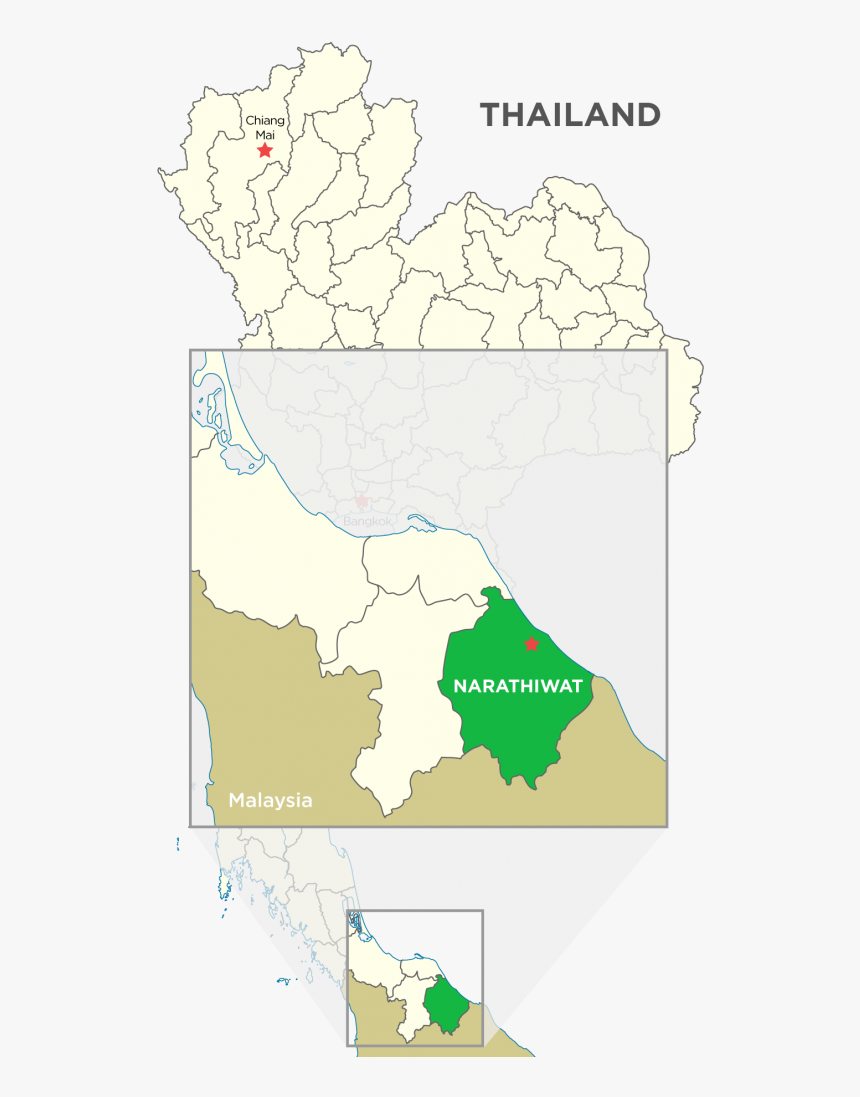 Thailand Capital City Map , Png Download, Transparent Png, Free Download