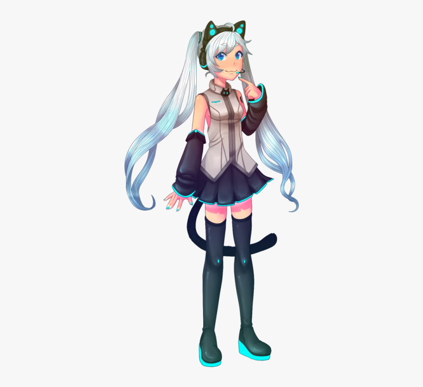 Neko Ears Png, Transparent Png, Free Download