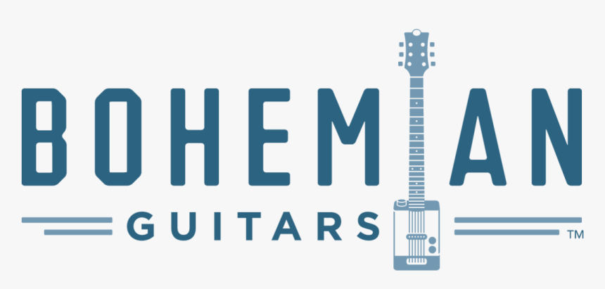 Bohemian Guitars Logo, HD Png Download, Free Download