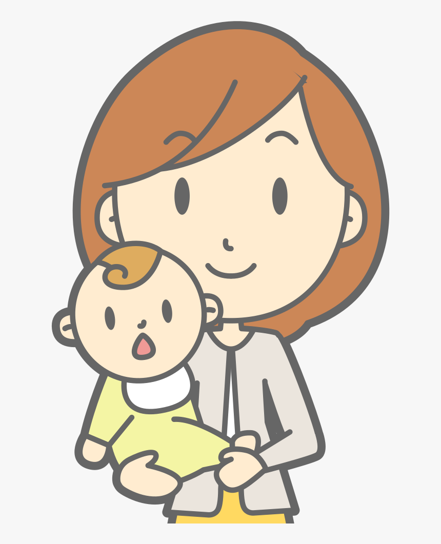 Transparent Free Clipart Mother Child, HD Png Download, Free Download