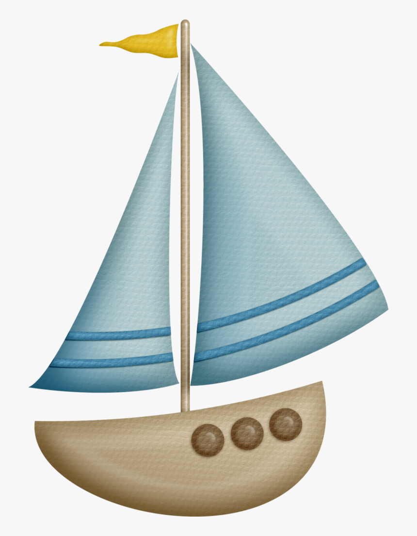 Sailboat Clipart Beach, HD Png Download, Free Download