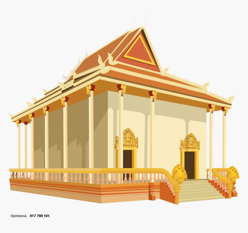 Pagoda Png, Transparent Png, Free Download