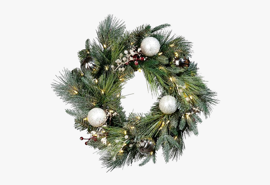 Ring Grass Christmas Free Clipart Hd Clipart - Christmas Ornament, HD Png Download, Free Download