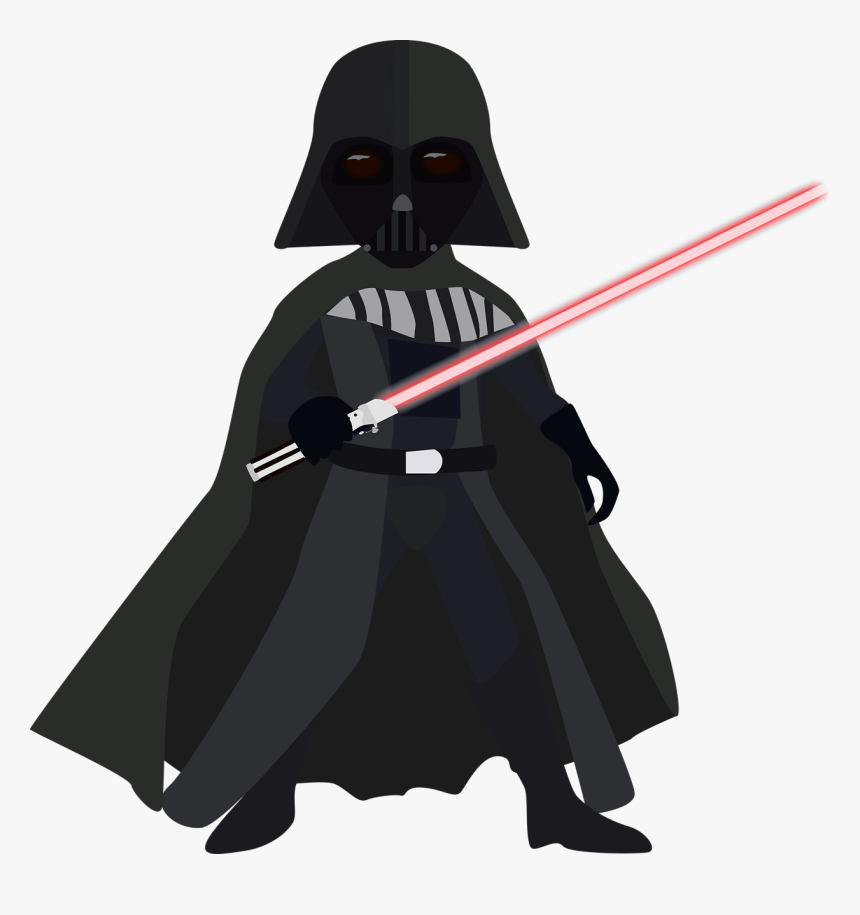 Transparent Star Wars Emoji Png - Star Wars Characters Cartoon Png, Png Download, Free Download