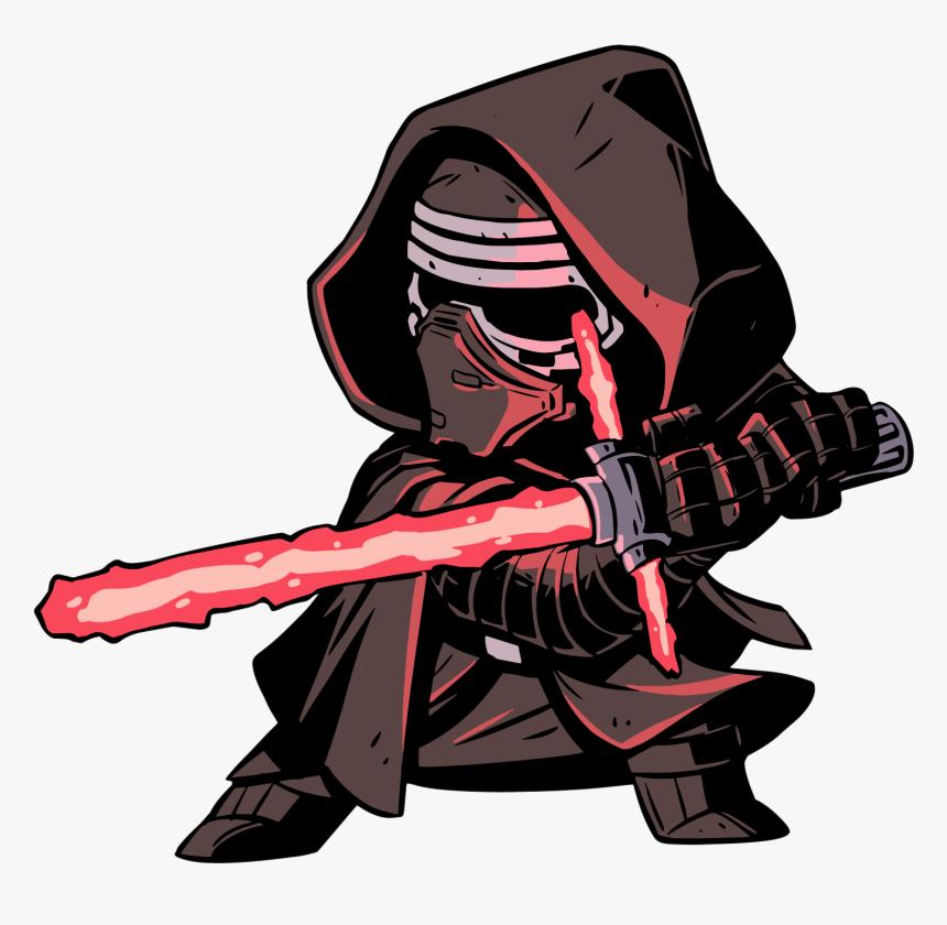 Star Wars Celebration Pin - Star Wars Clipart Kylo Ren, HD Png Download, Free Download