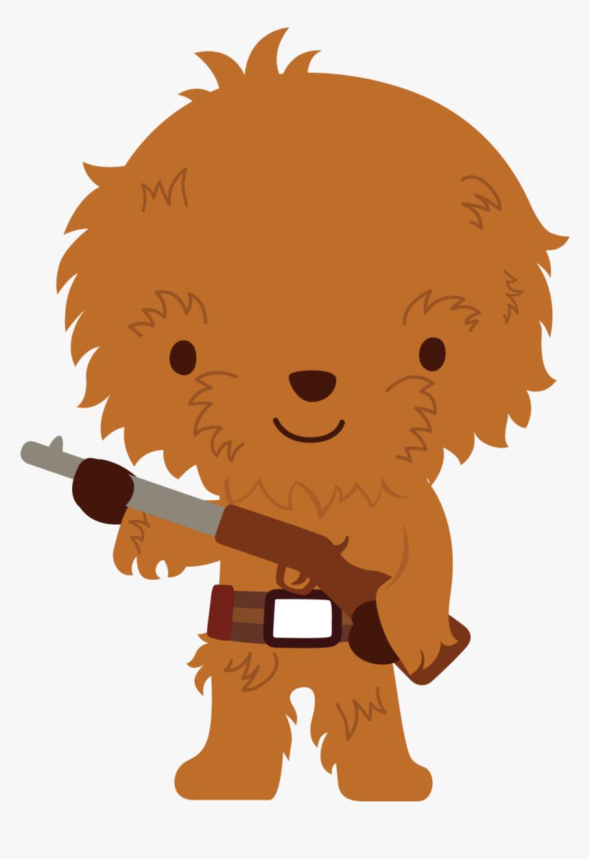 Star Wars Chewbacca By Chrispix326 - Star Wars Desenho Chewbacca, HD Png Download, Free Download
