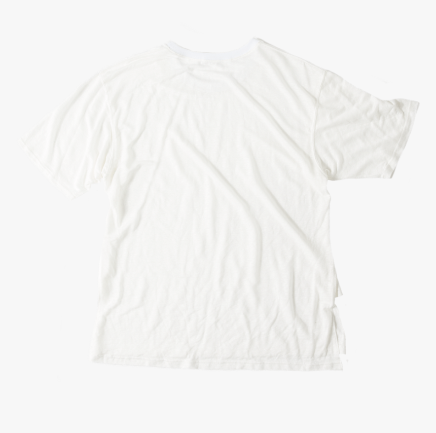 Splittee White Back - Active Shirt, HD Png Download, Free Download