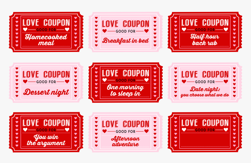 Amazon Co Uk Print Gift Card Generic Design Amazon - Love Coupons, HD Png Download, Free Download