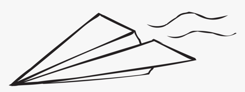 White Paper Plane Paper Airplane Flying Png Transparent Png