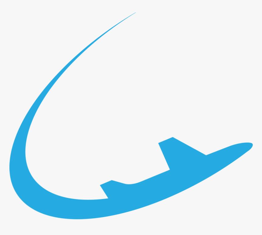 Flying Vector Paper Flight - Transparent Background Flying Plane Png, Png Download, Free Download