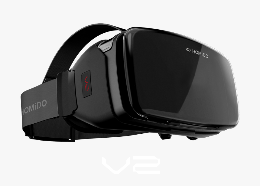 Virtual Reality Headset Homido, HD Png Download, Free Download