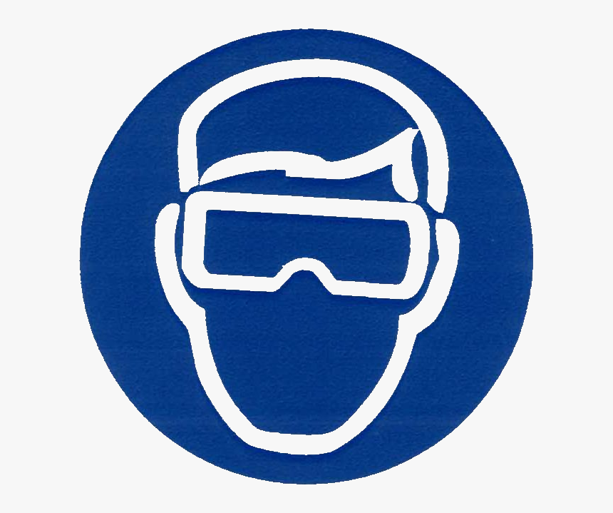 Ppe Symbols - Clipart Library - Safety Material For Construction, HD Png Download, Free Download