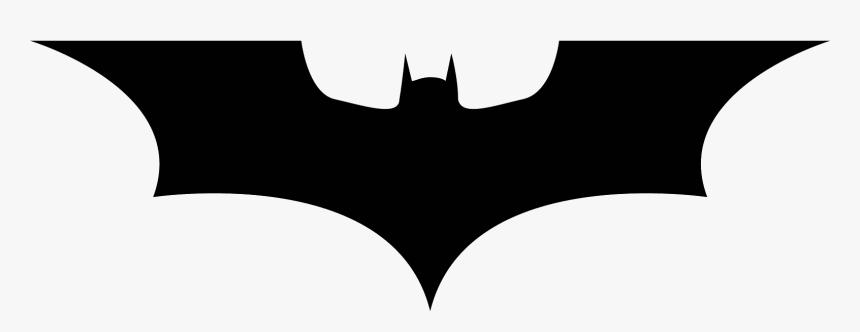Batman Stencil Symbol Bat-signal - Dark Knight, HD Png Download, Free Download