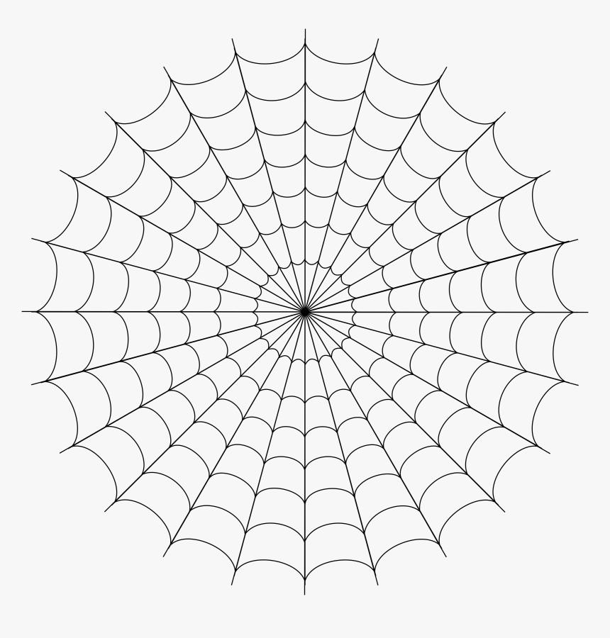 Transparent Spider Png - Old School Spider Web, Png Download, Free Download