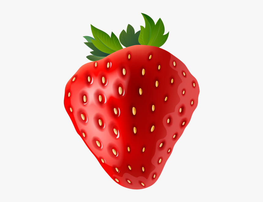 Strawberry Clipart Png Image Free Download Searchpng - Strawberry Clipart Transparent Background, Png Download, Free Download