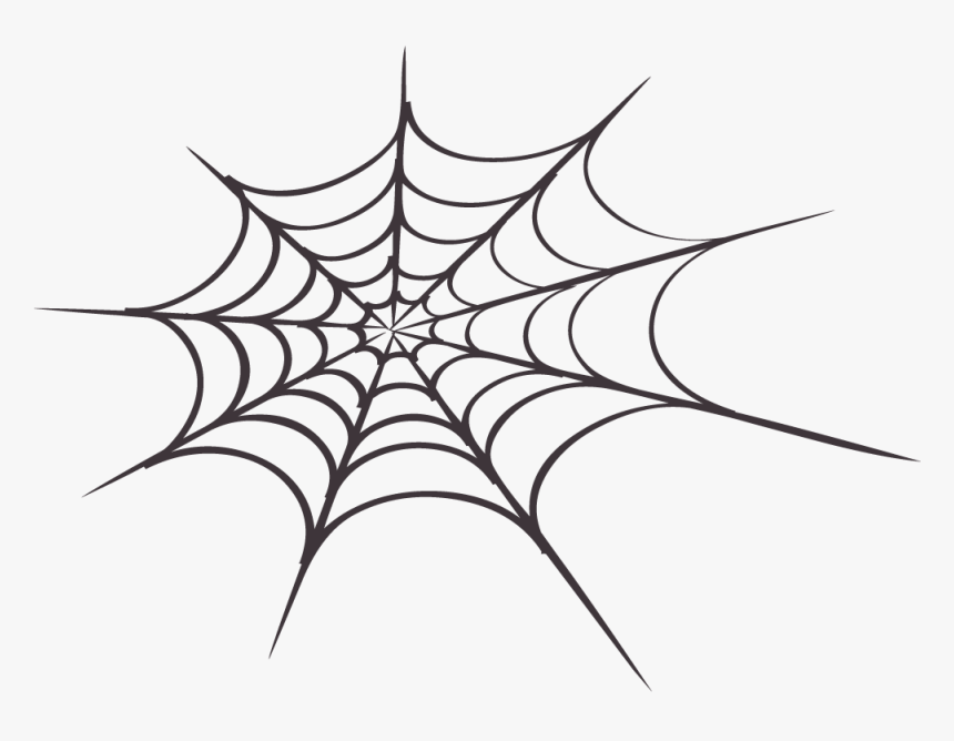 Realistic Spider Web Png - Spider Web Clipart Png, Transparent Png, Free Download