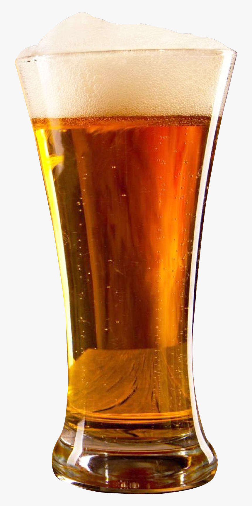 Beer In A Glass Png, Transparent Png, Free Download