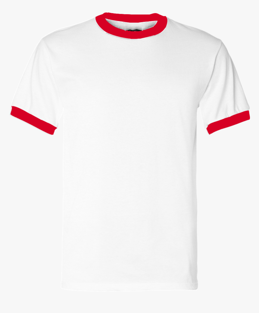 Red T Shirt Png, Transparent Png, Free Download