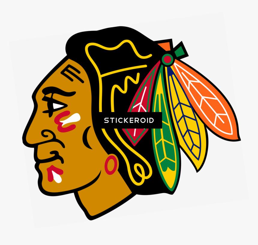 Chicago Blackhawks Logo Clipart , Png Download, Transparent Png, Free Download