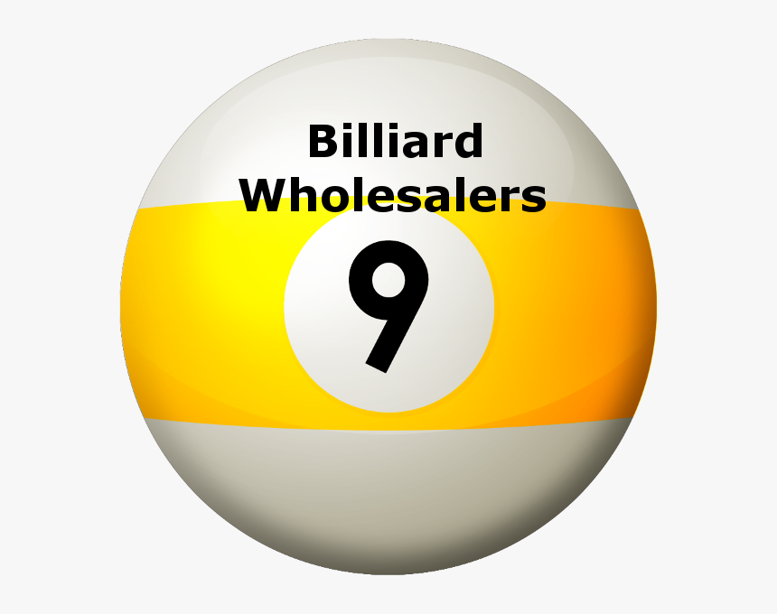 Billiard Wholesalers Supplies Nine 9 Ball The Bedford, HD Png Download, Free Download