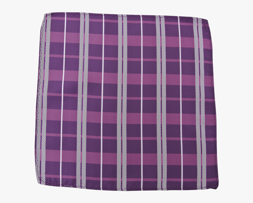 Colour Basis Silver Stripes And Squares Pocket Square, HD Png Download, Free Download