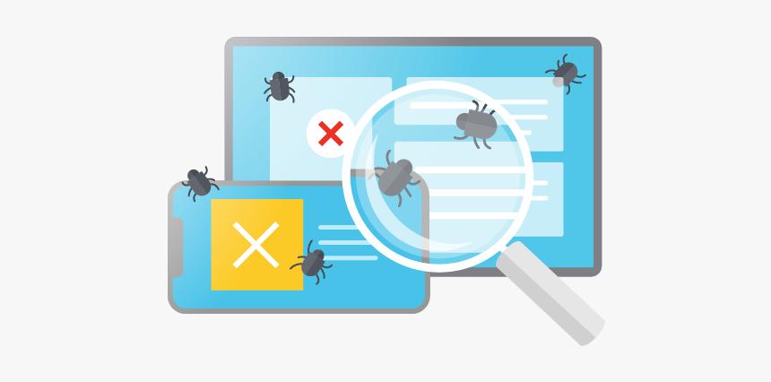 Vector Cross Browser Testing Advanced Debugging Tools@2x, HD Png Download, Free Download