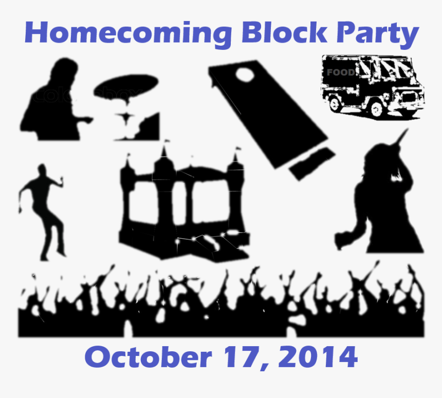 Block Party Png, Transparent Png, Free Download