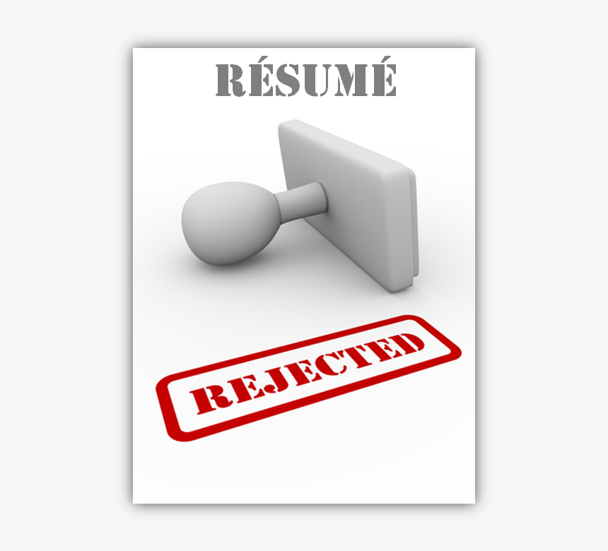 Google Will Reject You With These Resume Mistakes, HD Png Download, Free Download