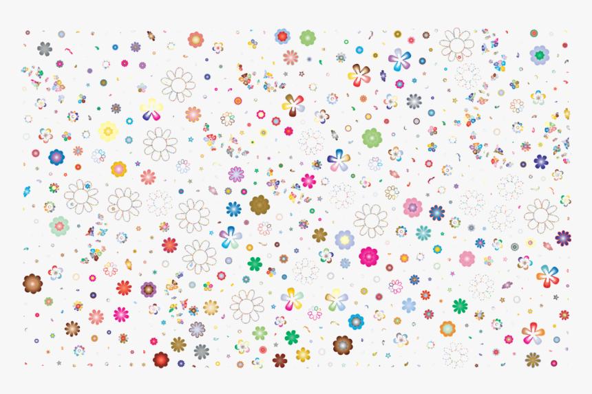 Transparent Floral Background Png, Png Download, Free Download