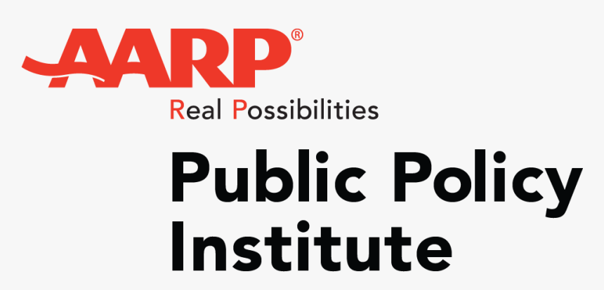 Aarp Policy Institute Png Logo, Transparent Png, Free Download