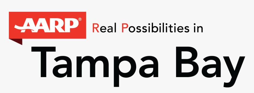 Aarp-ecp Tampa Word Logo, HD Png Download, Free Download