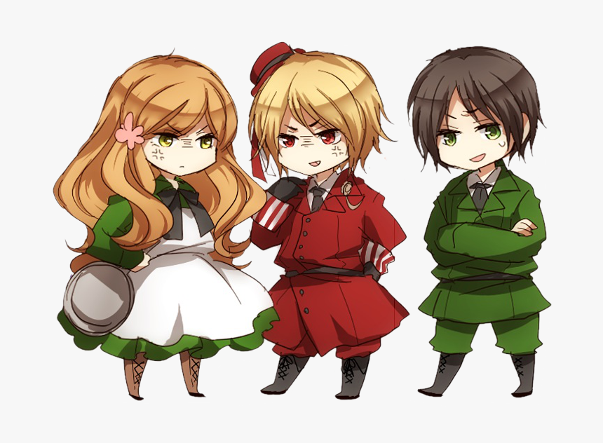 H, Hetalia, And Aph Hungary Image, HD Png Download, Free Download
