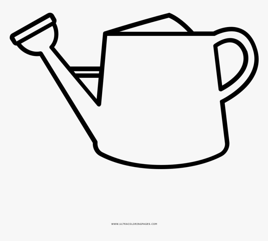 Vaso De Agua Desenho Para Colorir Hd Png Download Kindpng