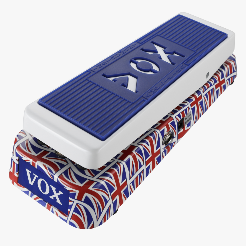 """Vox Union Jack Pedal""""  Class=""""productinfo Img, HD Png Download, Free Download"""