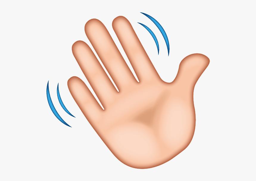 Waving Hand Png, Transparent Png - kindpng
