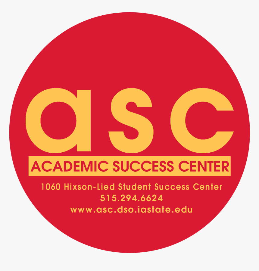 "Academic Success Center""s New Logo, HD Png Download, Free Download"